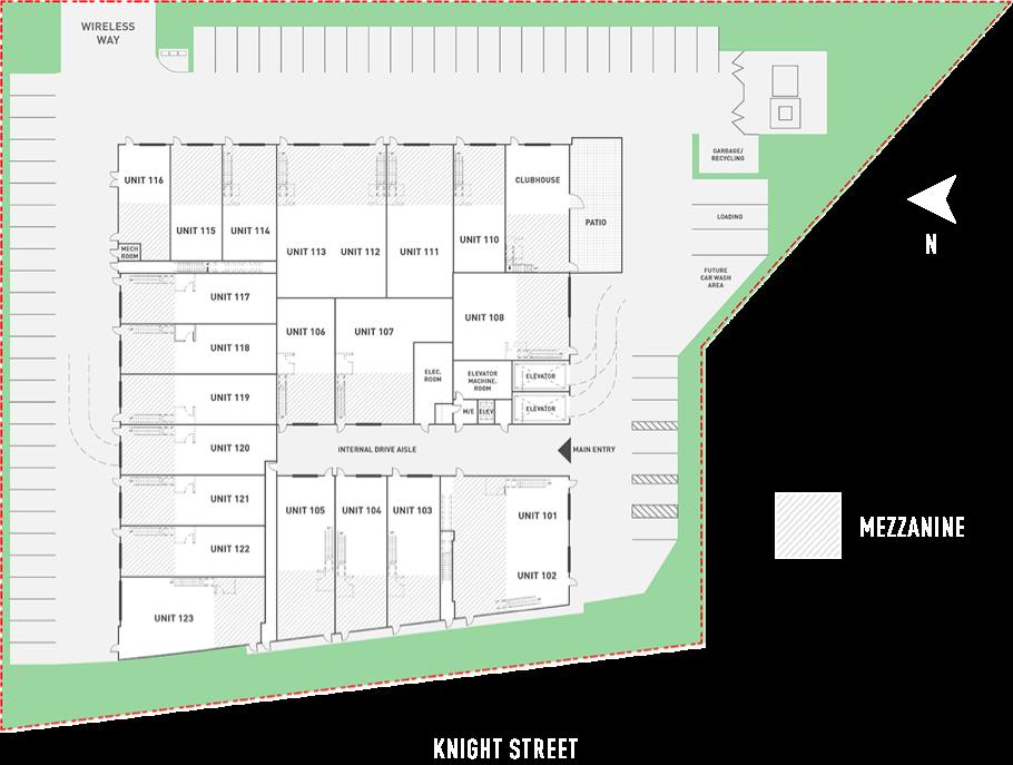 Floorplans Ground